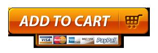 Add To Cart - Button Orange